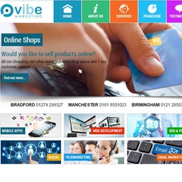 cyberique-webdesigning-project
